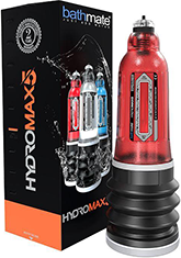 Bathmate Hydromax5 Red