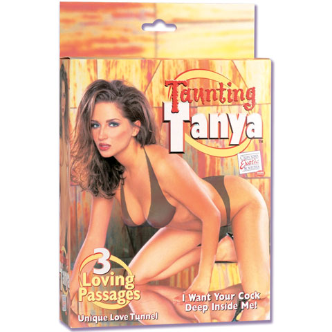 My Taunting Temptress Love Doll