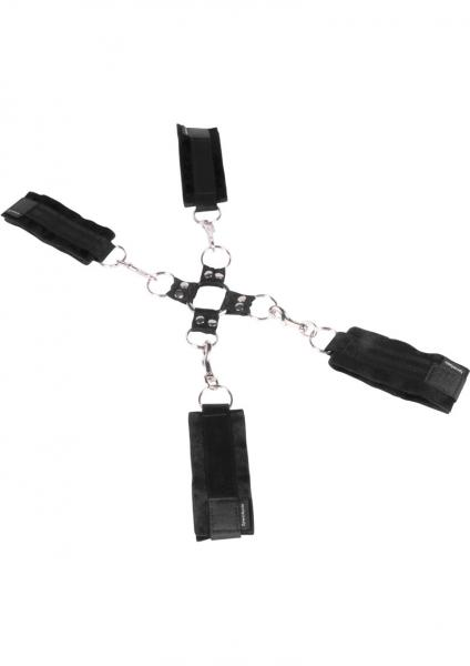 Manbound Hog Tied 5 Piece Kit Black