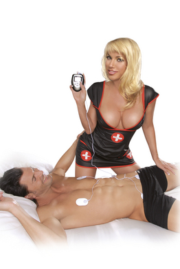 Beginner's Electro-Sex Kit Shock Therapy