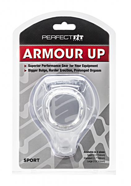 Perfect Fit Armour Up Sport Clear